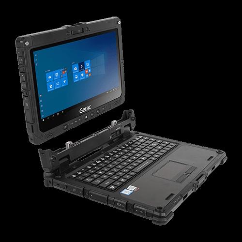 Vahvistettu tietokone Getac