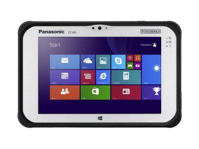 Panasonic Toughpad FZ-M1 ammattilaisille