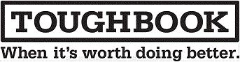 Toughbook virallinen logo