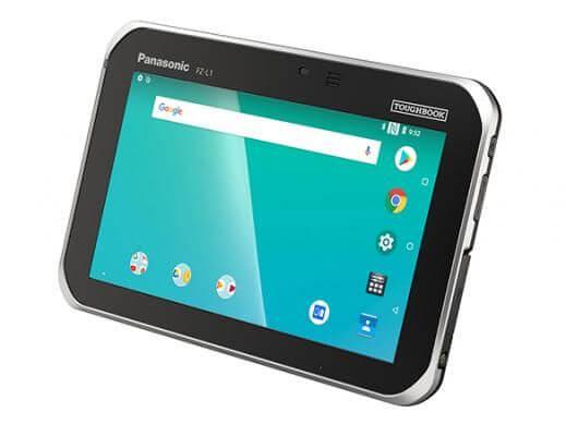 Panasonic Toughpad 7 tuuman tabletti