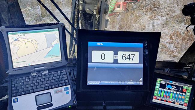Toughbook CF-19 ja Technion XLogger toimivat yhdessä